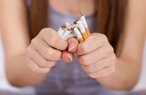 Mit dem Rauchen aufhören: Endlich Nichtraucher werden: Tipps & Infos