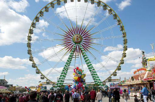 Das müssen Sie zum Stuttgarter Frühlingsfest wissen