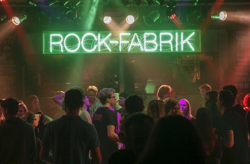 Geht in der Rockfabrik bald für immer das Licht aus? Foto: factum (Archiv)