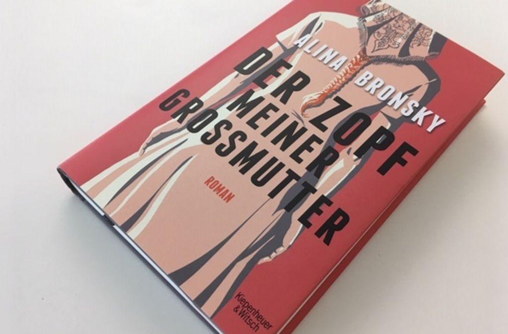 Alina Bronsky: Der Zopf meiner Großmutter.Kiepenheuer & Witsch, 213 Seiten, 20 Euro. Foto: NG/Verlag