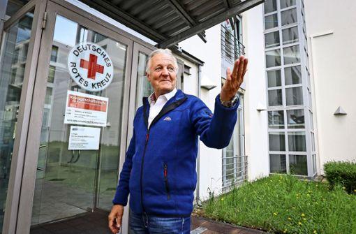 Rotes Kreuz: Der Geschäftsführer gibt auf