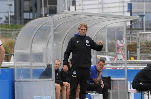 Frank Fahrenhorst übernimmt die U21