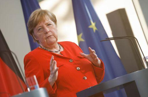 Merkel mahnt aufgrund der Delta-Variante zur Vorsicht