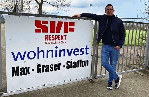 Fatih Ada  wird neuer Trainer des SV Fellbach
