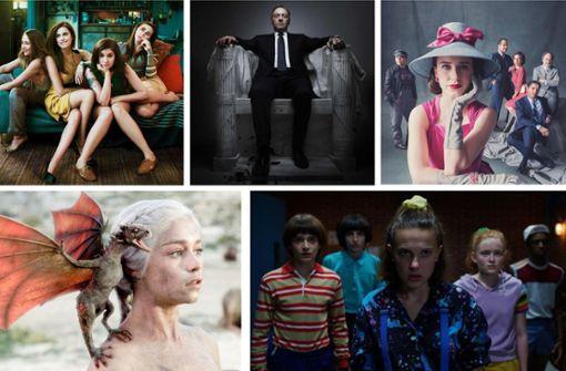 Die 12 besten Serien des Jahrzehnts