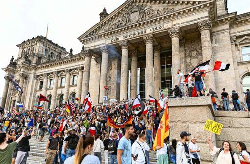 Kein Orden für die Helden vom Reichstag