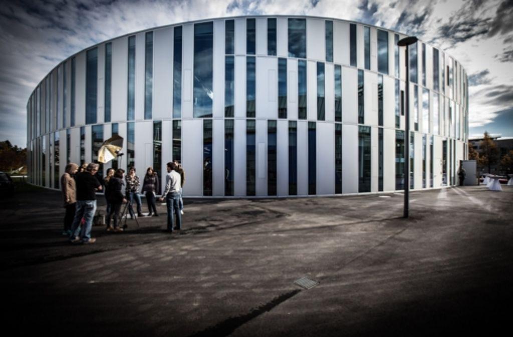 Die Hochschule der Medien wird kein Konfuzius-Institut bekommen. Foto: Lichtgut/Achim Zweygarth