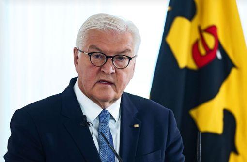 Muss Steinmeier um sein Amt bangen?