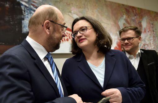 Die SPD muss umsteuern