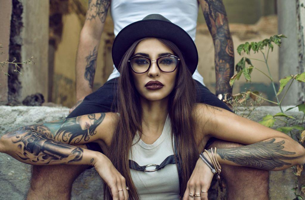 Das Arschgeweih ist out. Die neuen Tattoo-Trends sind breit gefächert. Foto: Tattoo Convention