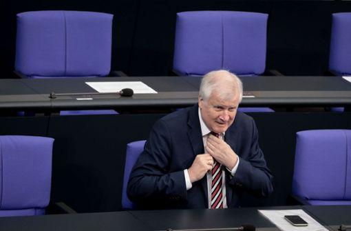 Seehofer: Verhandlungen mit Italien abgeschlossen