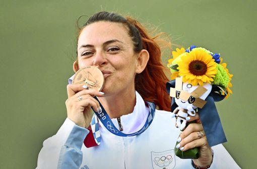 Alessandra Perilli macht San Marino glücklich