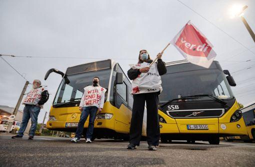 Wegen Corona: Verdi reduziert die Warnstreiks