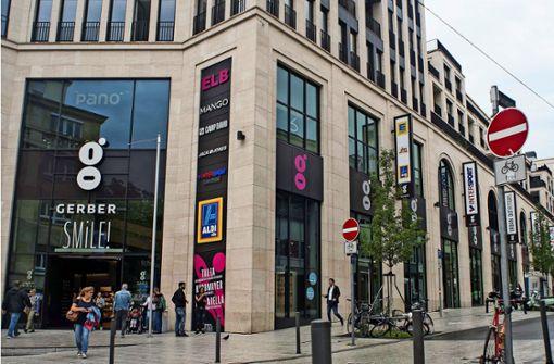Einkaufscenter  wechselt erneut die Führung