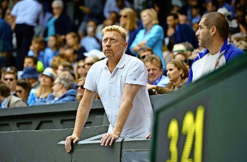 Boris Becker und die Frage: Wo ist Ion Tiriac?