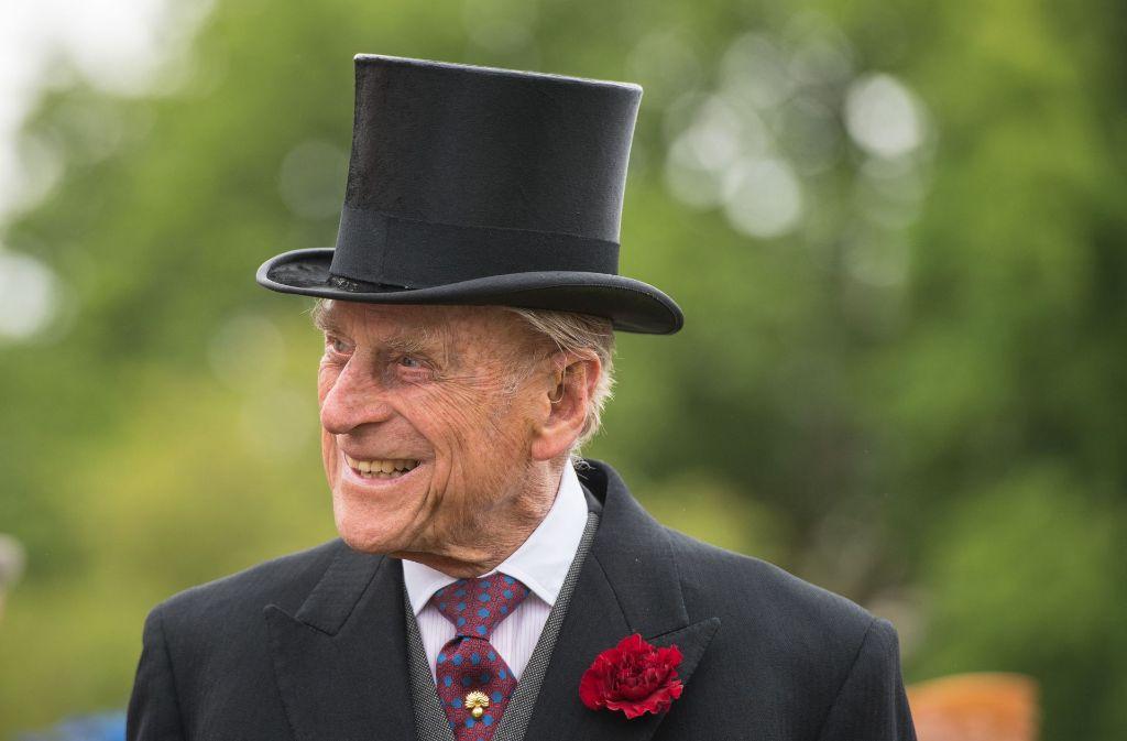 Prinz Philip, der Ehemann der Queen, ist am Samstag 96. Jahre alt geworden (Archivbild). Foto: PA Wire