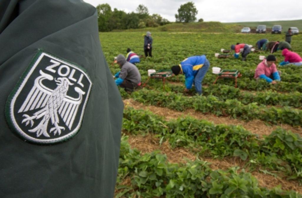 Die CSU verlangt einen schärferen Kurs gegen Armutszuwanderer aus EU-Staaten. So soll ihnen der Zugang zum deutschen Sozialsystem erschwert werden. Im Südwesten stößt der Kurs auf wenig Gegenliebe. Foto: dpa-Zentralbild