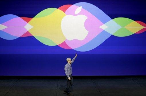 Apple wird auf die iSchippe genommen
