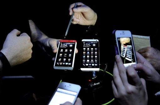 Mega-Smartphones und Mini-Tablets