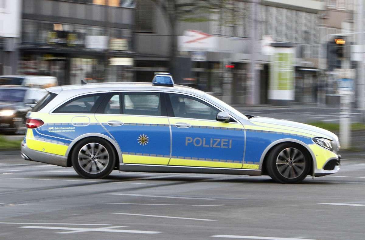 Die Polizei hat einen 28-Jährigen festgenommen, der ein Haus in Mannheim angezündet haben soll. Foto: imago images/Ralph Peters