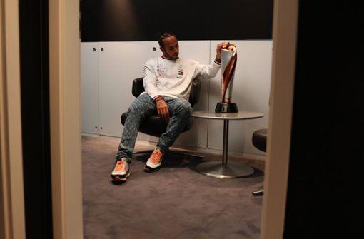 Lewis Hamilton will mehr als nur WM-Titel