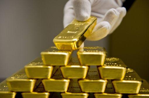 Wie sicher   sind Goldmünzen, Barren und Schmuck?