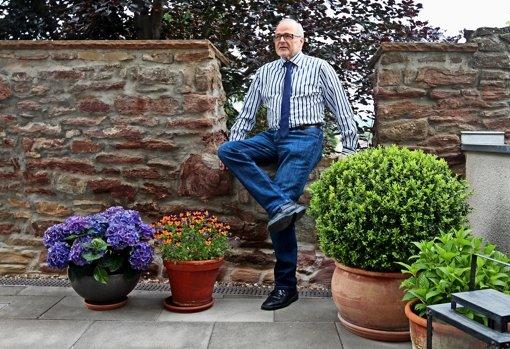 Alt-Dekan Hartmut Fritz wird 70