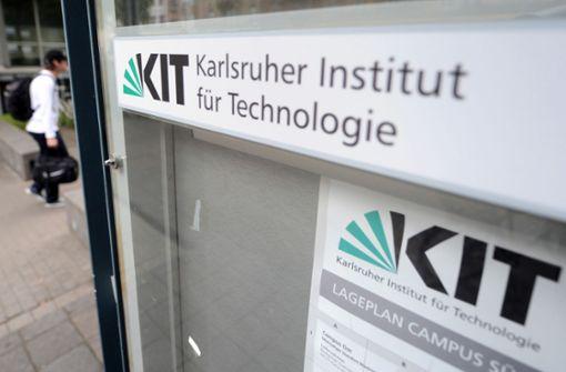 Studenten zelten aus Protest auf KIT-Campus