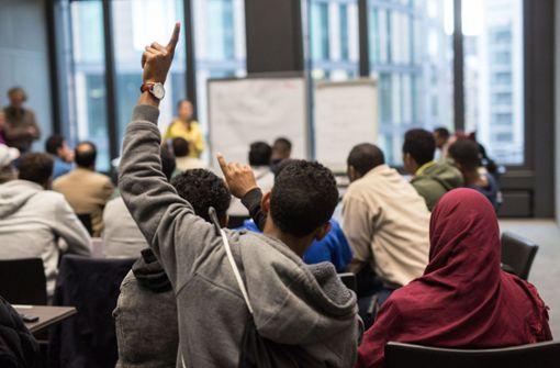 Migranten mancherorts in der Mehrheit