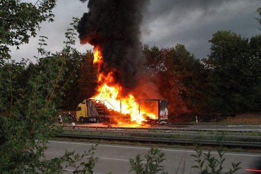 Verkehr nach Stuttgart ausgebremst