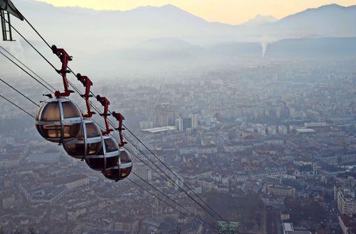 Wie Grenoble gegen miese Luft kämpft