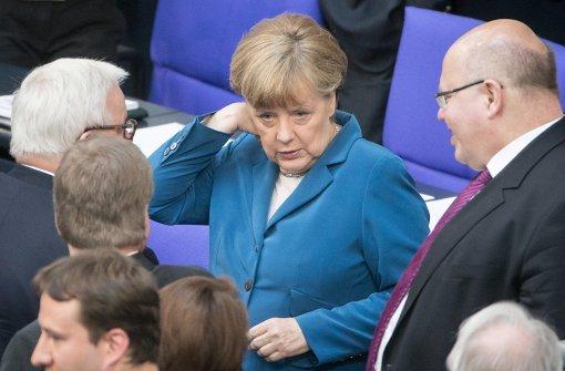 Merkel muss es vor Ort richten