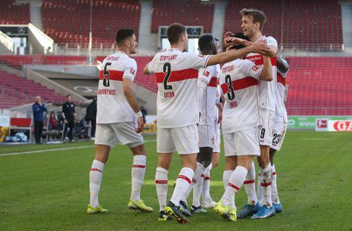 Noch braucht der VfB Stuttgart kein neues Ziel