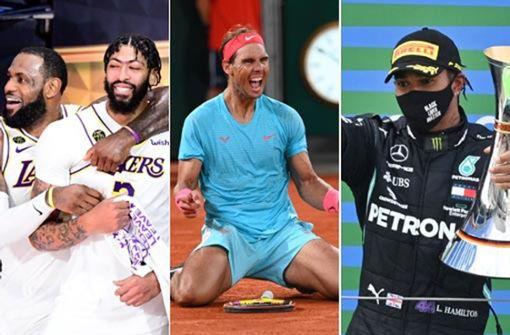 Warum dieser Sport-Sonntag in die Geschichte eingeht