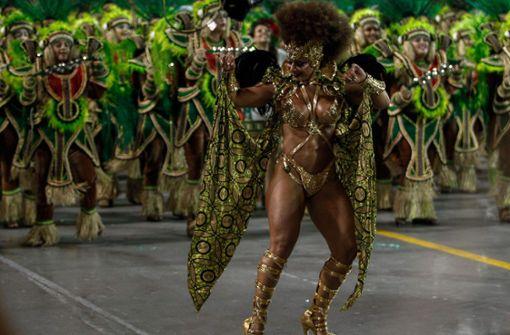 So geht Brasilien zum Karneval ab