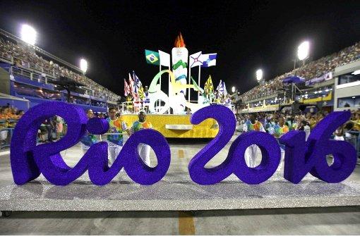 Olympia im Schatten der Krise