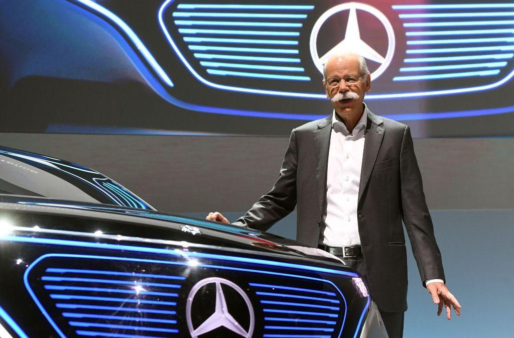 Im Oktober 2018 soll Dieter Zetsche sein neues Amt antreten, wie Tui am Dienstag mitteilte. Foto: dpa