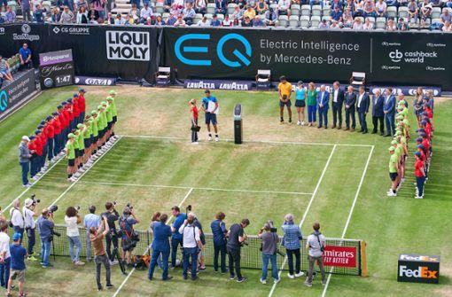Newsblog: Stuttgarter Tennis-Turnier wird vielleicht nur verlegt