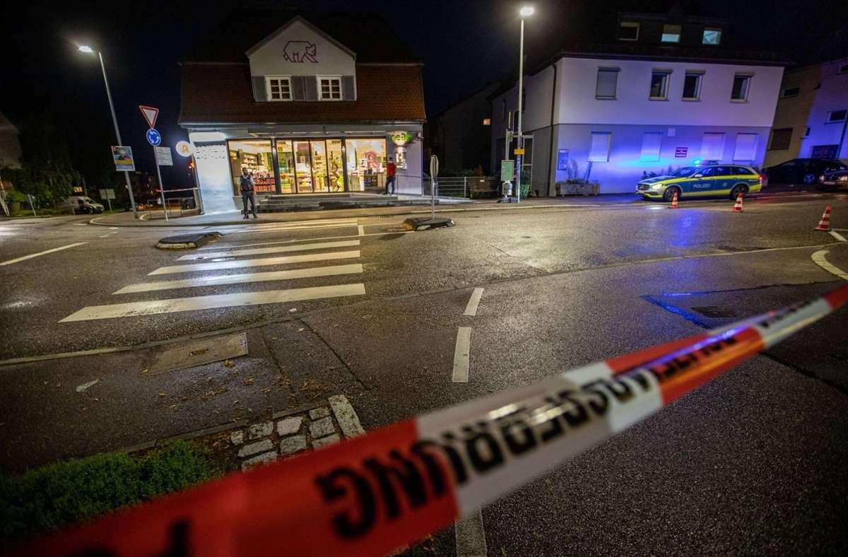 In Esslingen ist ein Mann bei einer Auseinandersetzung von einer Kugel getroffen worden. Foto: 7aktuell.de/Simon Adomat