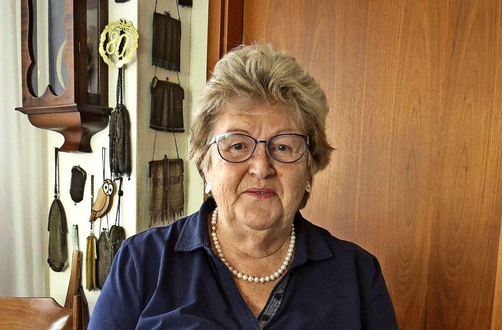 Seit sieben Jahren ist Karin Thume die Vorsitzende der Aktionsgemeinschaft für Angehörige psychisch Kranker. Doch sie hat noch mehr Ehrenämter inne. Foto: Julia Bosch
