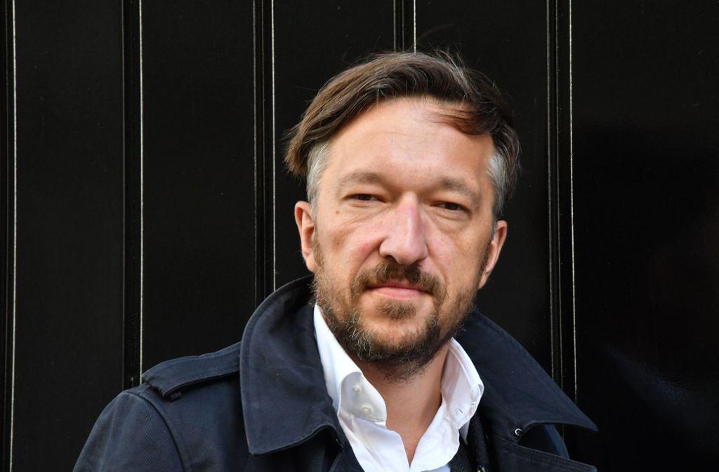 Kritische Stimme der Gegenwart: der Schweizer Dramatiker Lukas Bärfuss Foto: dpa