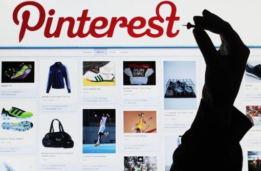 Fotodienst Pinterest reicht Antrag für Börsengang ein