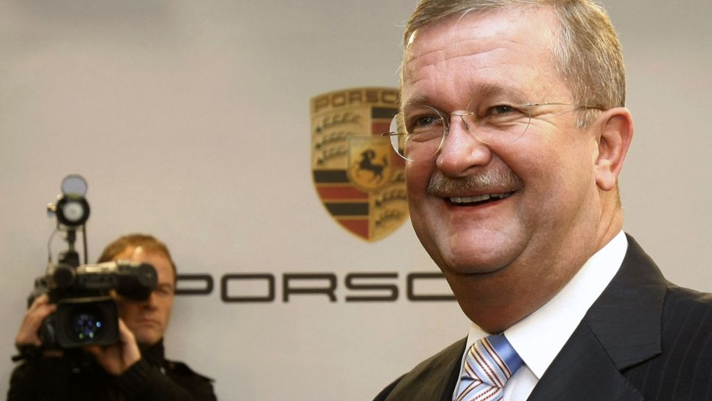 Wie der legendäre Porsche-Chef an der VW-Übernahme scheiterte