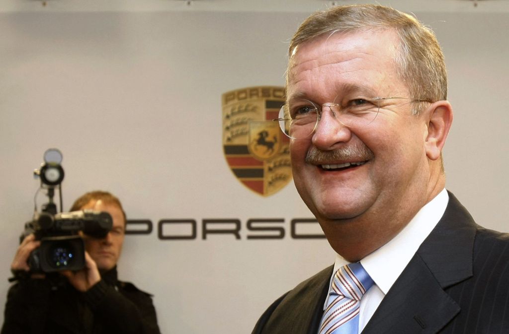 Ex-Porsche-Chef Wendelin Wiedeking wollte Volkswagen übernehmen. Foto: AP