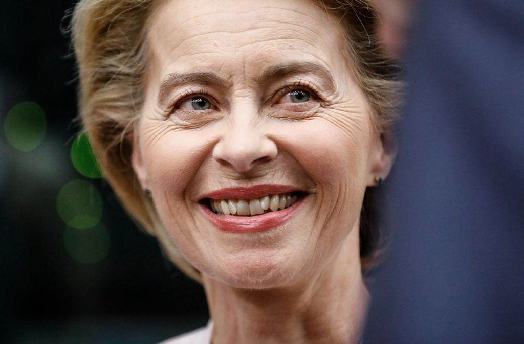 Der Plan, Ursula von der Leyen zur Präsidentin der EU-Kommission zu machen, belastet die große Koalition in Berlin enorm. Foto: dpa