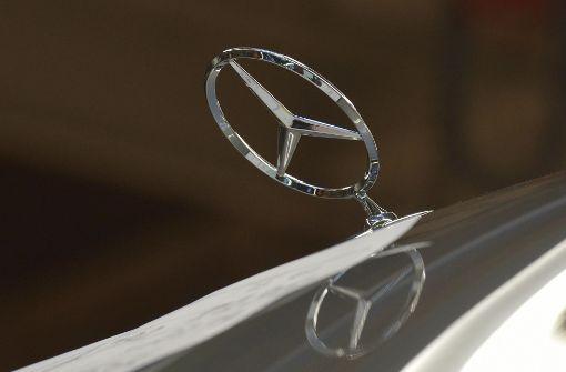 Absatz von Mercedes-Benz wächst schwächer