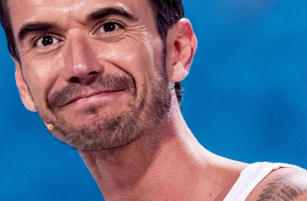 """Showmaster Florian Silbereisen wird neuer """"Traumschiff""""-Kapitän im ZDF und damit Nachfolger von Sascha Hehn. """"Diese Rolle ist für mich eine Herzensangelegenheit"""", sagte der 37-jährige Moderator Foto:"""