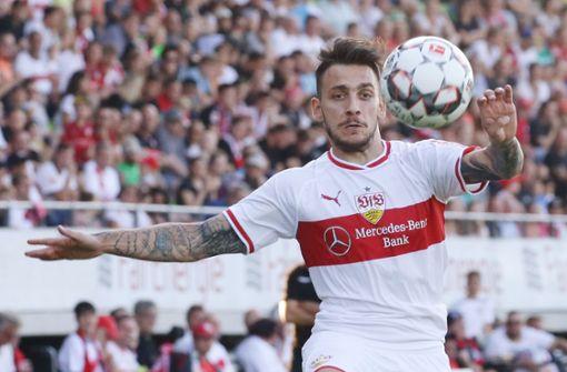 Das Luxusproblem des VfB mit A. Donis