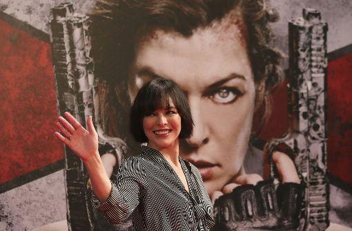 Milla Jovovich als entspannte Zombiejägerin in Südkorea