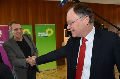Rot-grüne Koalition ist perfekt